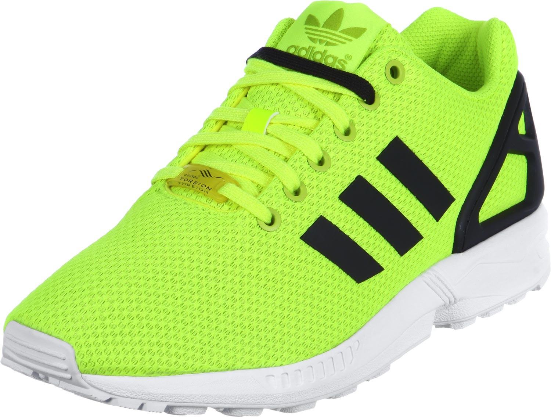 adidas zx flux jaune pas cher