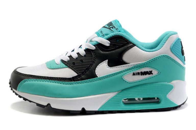 Nike Air Max 90 Mid No Sew Sneakerboots Ns Vert Homme (Basket Nike Air Max 90 Pas Cher)
