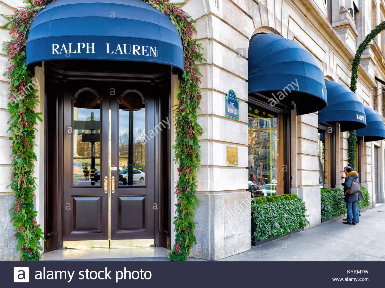 Lauren Madeleine Ralph Boutique Paris H9DYW2IEeb